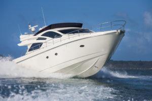 boat in open water
